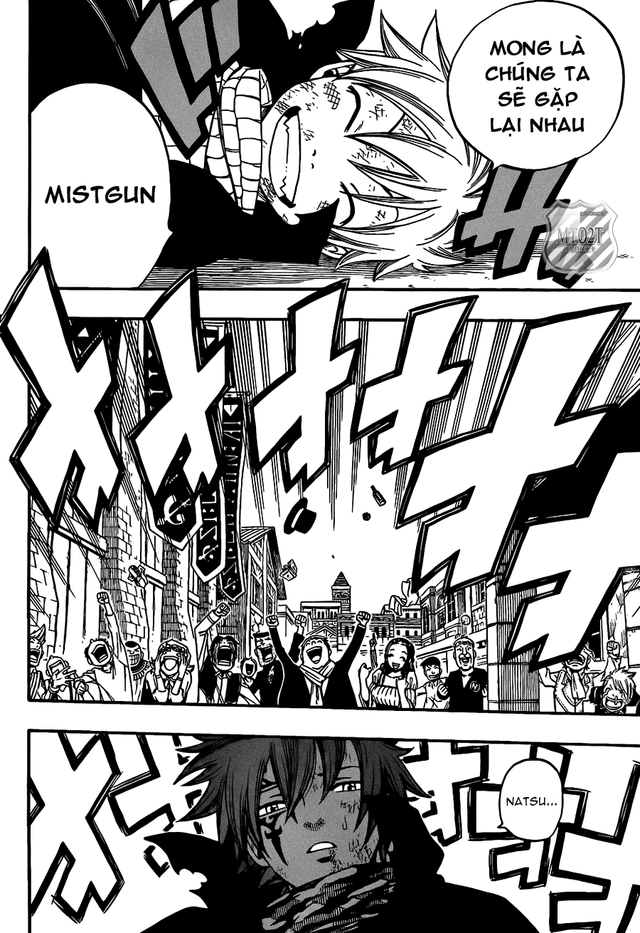 Fairy Tail Chap 198