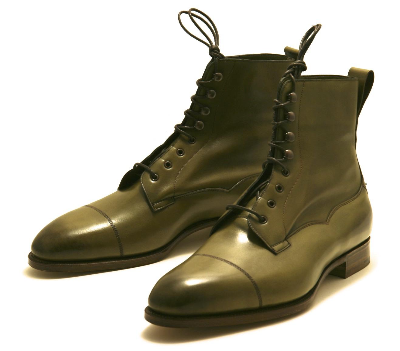 Edward Green Shoes New York