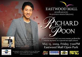 Eastwood Mall, Richard Poon