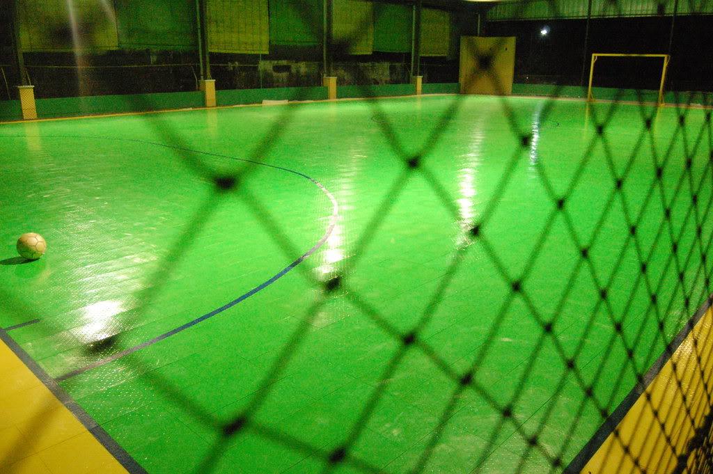 Mario Alvino Blog Gambar Lapangan Futsal dan Ukurannya