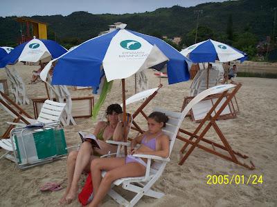 praias brancas