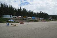 Camping Cabañas Lagoa mar