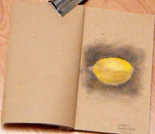 Pastel Chalk Lemon - Nancy Van Blaricom