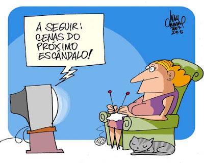 Sorriso Pensante-Ivan Cabral - charges e cartuns: Não vale a pena ver de  novo!
