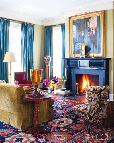 LUSTER INTERIORS: Thrill Of The Hunt