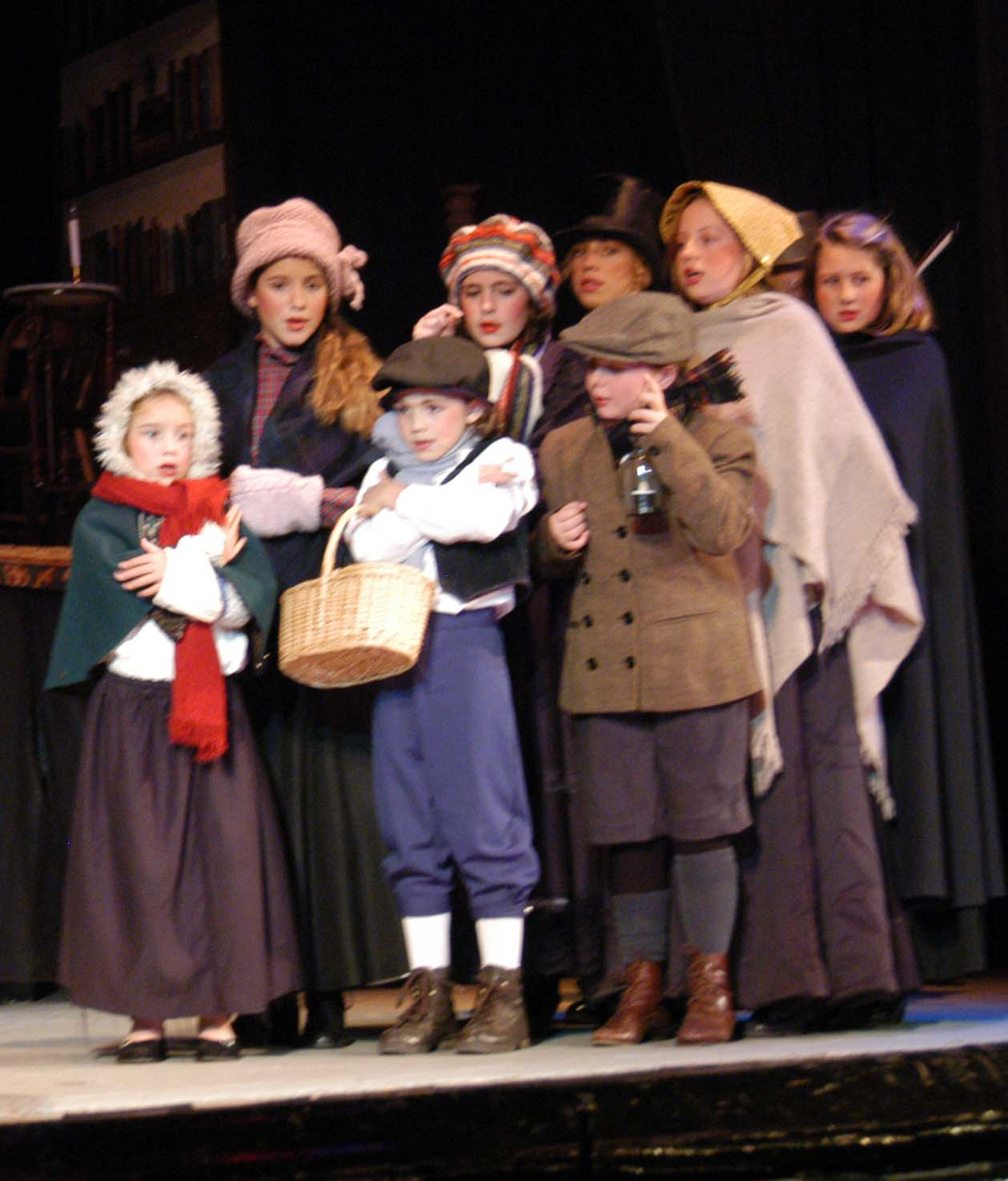 Ignorance And Want In The Famous Story A Christmas Carol. Why Do Ignorance And Want Cling To The ...