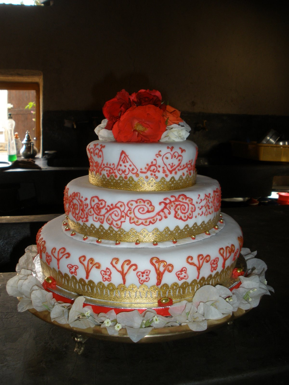 The Good Life In Morocco Marrakech Wedding Cakes