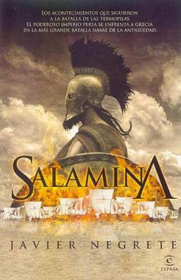 Resultado de imagen de Salamina, de Javier Negrete