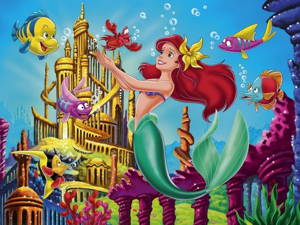 My Sister's Wedding: Disney Inspired - Ariel