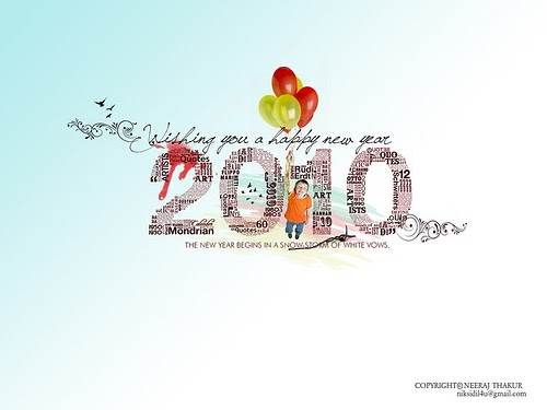 FULL WALLPAPER: New Year's Slogan Wallpapers, Happy New ...