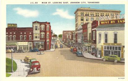 Johnson City TN   Johnson City TN Mall   Places to Visit