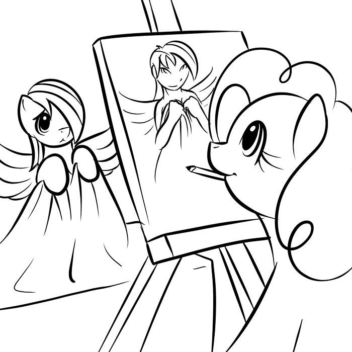 How To Draw Unicorn Legs