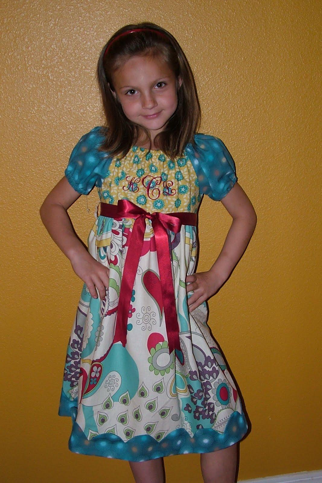 An Easter Dress For Kristen