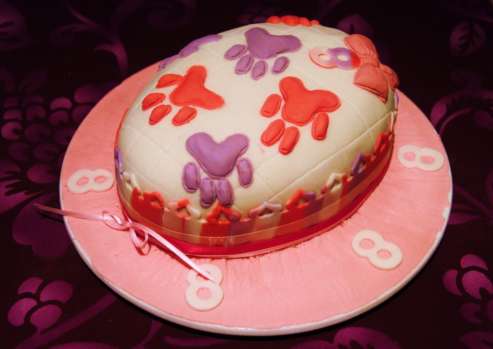 Xmas Cake Victoria Sponge And Royal Icing
