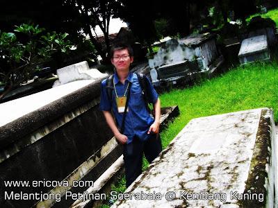 Melantjong Petjinan Soerabaia Episode 3 � Makam Kembang Kuning