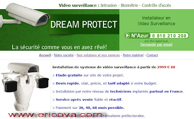 France Video Surveillance Equipment
