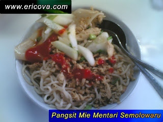 Review Pangsit Mie Mentari
