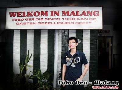 Jalan-Jalan Ke Toko Oen Malang