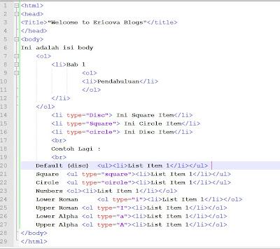 Desain Pemrograman Web – Resume Pertemuan 3