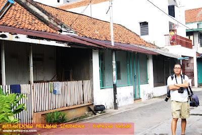 Melantjong Petjinan Soerabaia � Kampung Kungfu Surabaya
