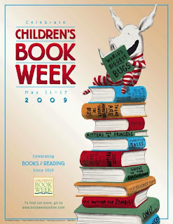 Children's Book Week Official Poster