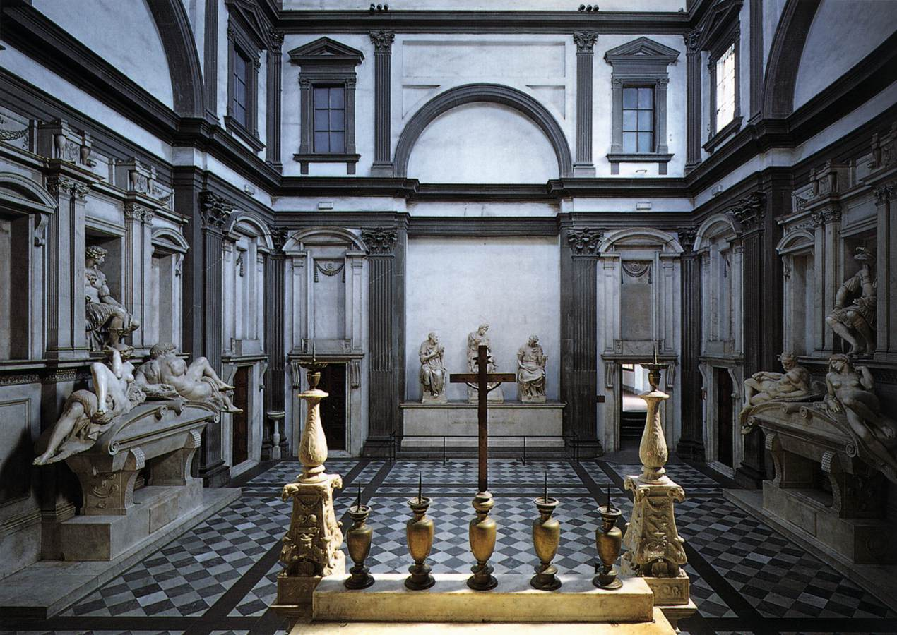 Italian Florence: Architecture Slide Test Research: Medici Chapel