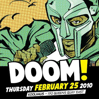 DOOM 2/25/10 Toronto Show Re-cap
