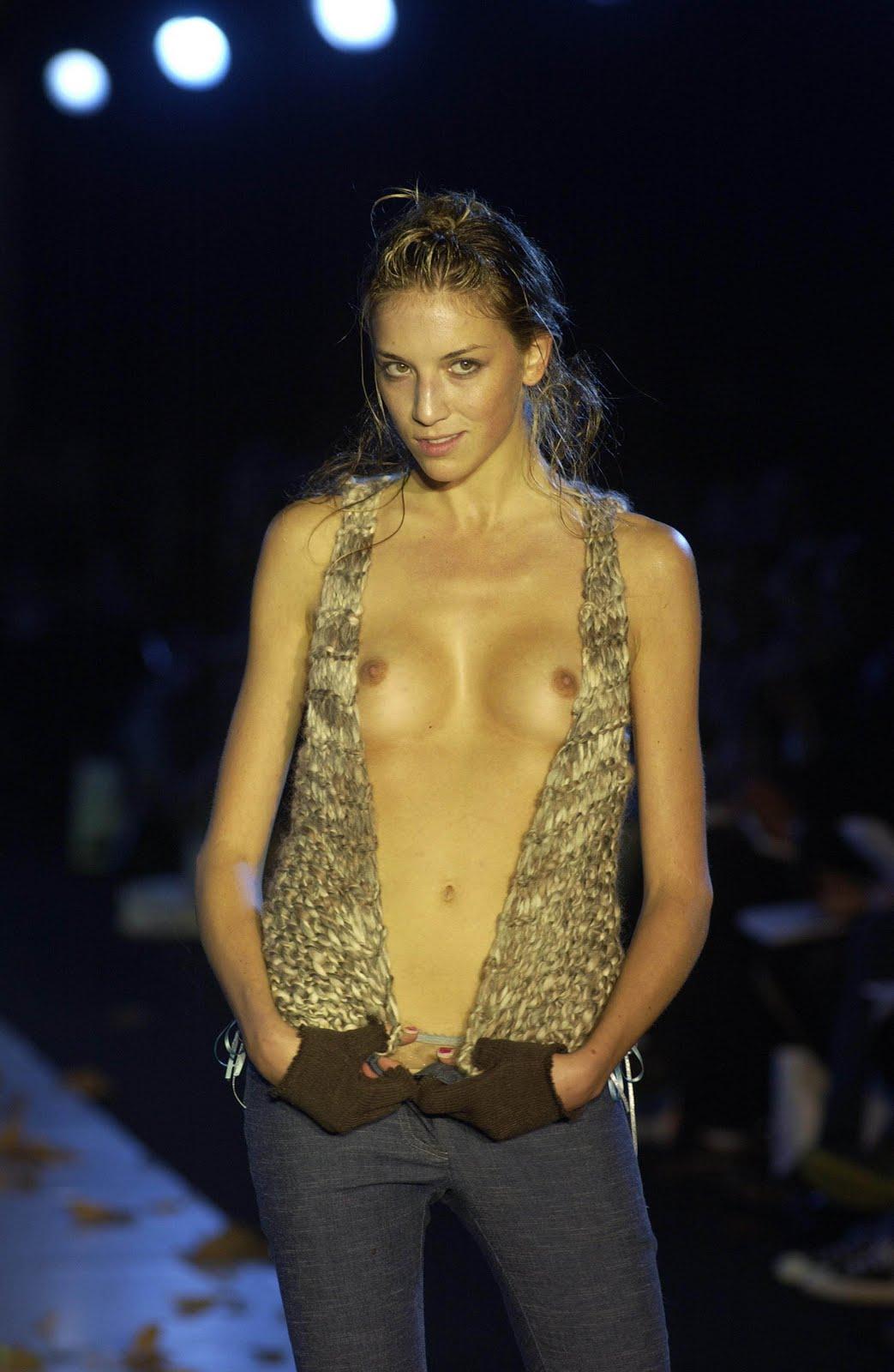 naked catwalk