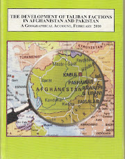 DEVELOPMENT OF TALIBAN FACTIONS IN AFGHANISTAN AND PAKISTAN-A GEOGRAPHICAL ACCOUNT