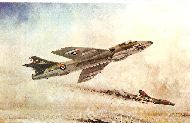 The Role of Pakistan Air Force Volunteer Pilots in Arab Israel Wars
