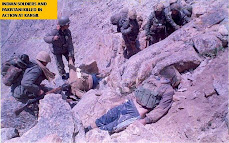 Kargil War-Click on picture to read about the Kargil wars myths and contradictions