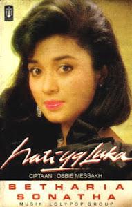 Betharia 25 Album Indonesia Terlaris Sepanjang Masa