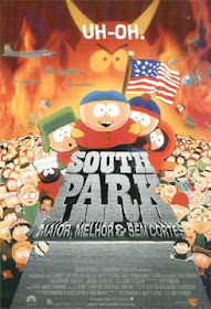 South Park: Maior, Melhor e Sem Cortes - HD 720p - Legendado