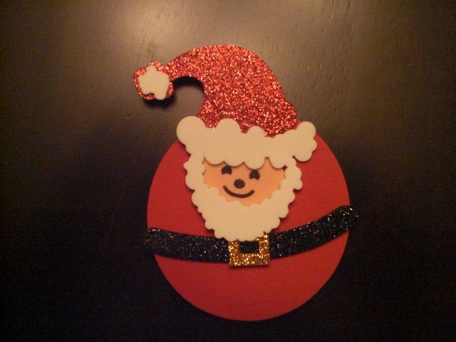 Christmas Arts And Crafts Ideas For Preschool Part - 45: The Glad Greeting Of Merry Christmas ...