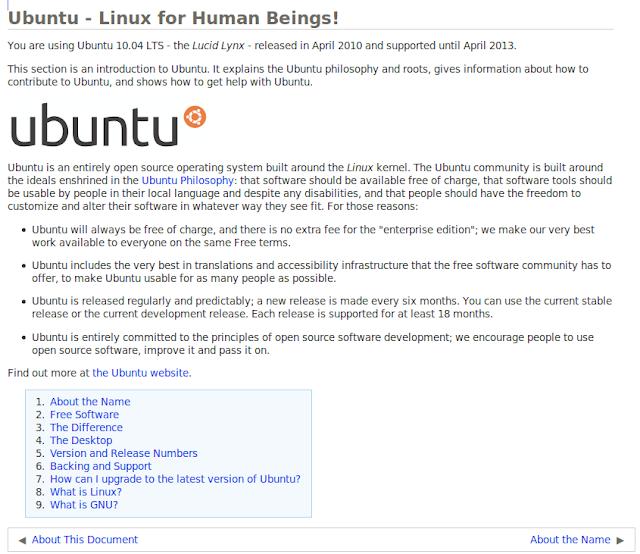 Relevant Science: Ubuntu 10 04 LTS