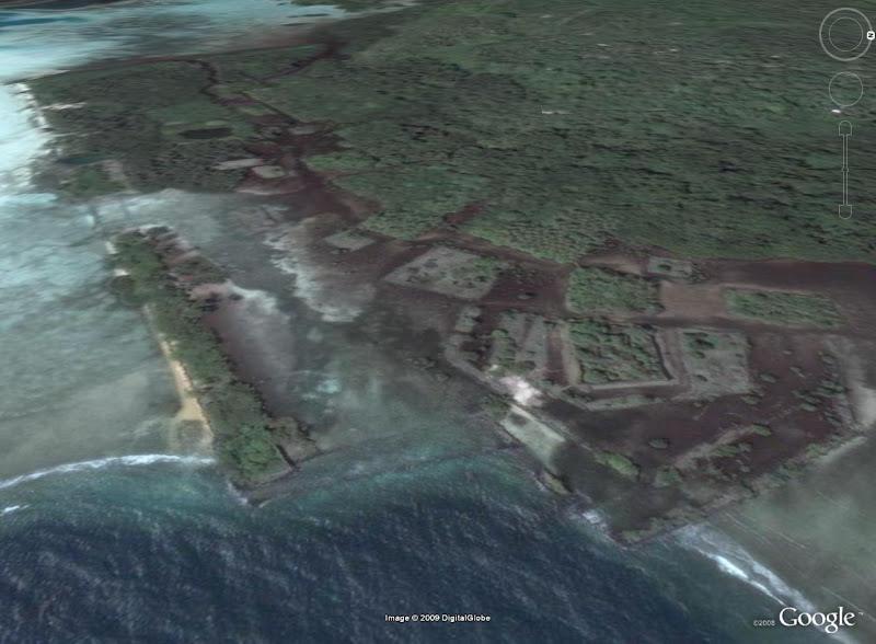 Mwoakilloa Pohnpei And Nan Madol