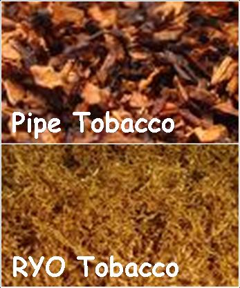 A Pint, A Pipe and Politics: Roll-Your Own vs. Pipe Tobacco