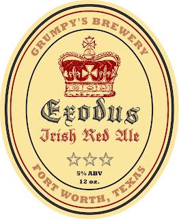 Exodus Red Ale