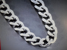 ( 17 )        nice stainless steel  chain 30 long $50.00