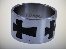 ( 11 )        Big stainless steel ring $25.00