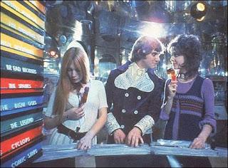 plot context a clockwork orange alex meets two girls at the record shop