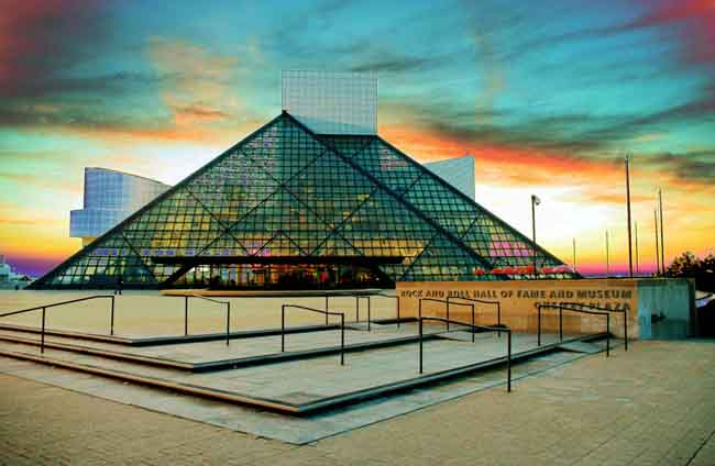 Rock N Roll Hall Of Fame Hours : all things cleveland ohio the rock roll hall of fame and museum ~ Vivirlamusica.com Haus und Dekorationen