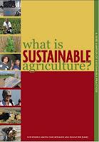 What Is Sustainable Agriculture book by SARE