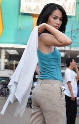 ooh-yes: Ladya Cheryl Bokong Montok Sexy