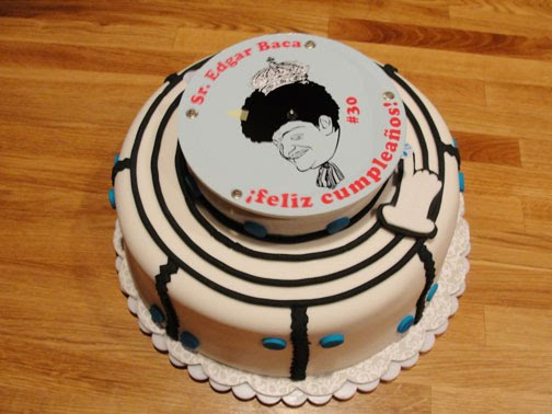 Sonorama Chicago Cake Gets Moving Mamawa S Cake Journey