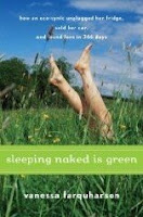 Sleeping Nekkid is Green