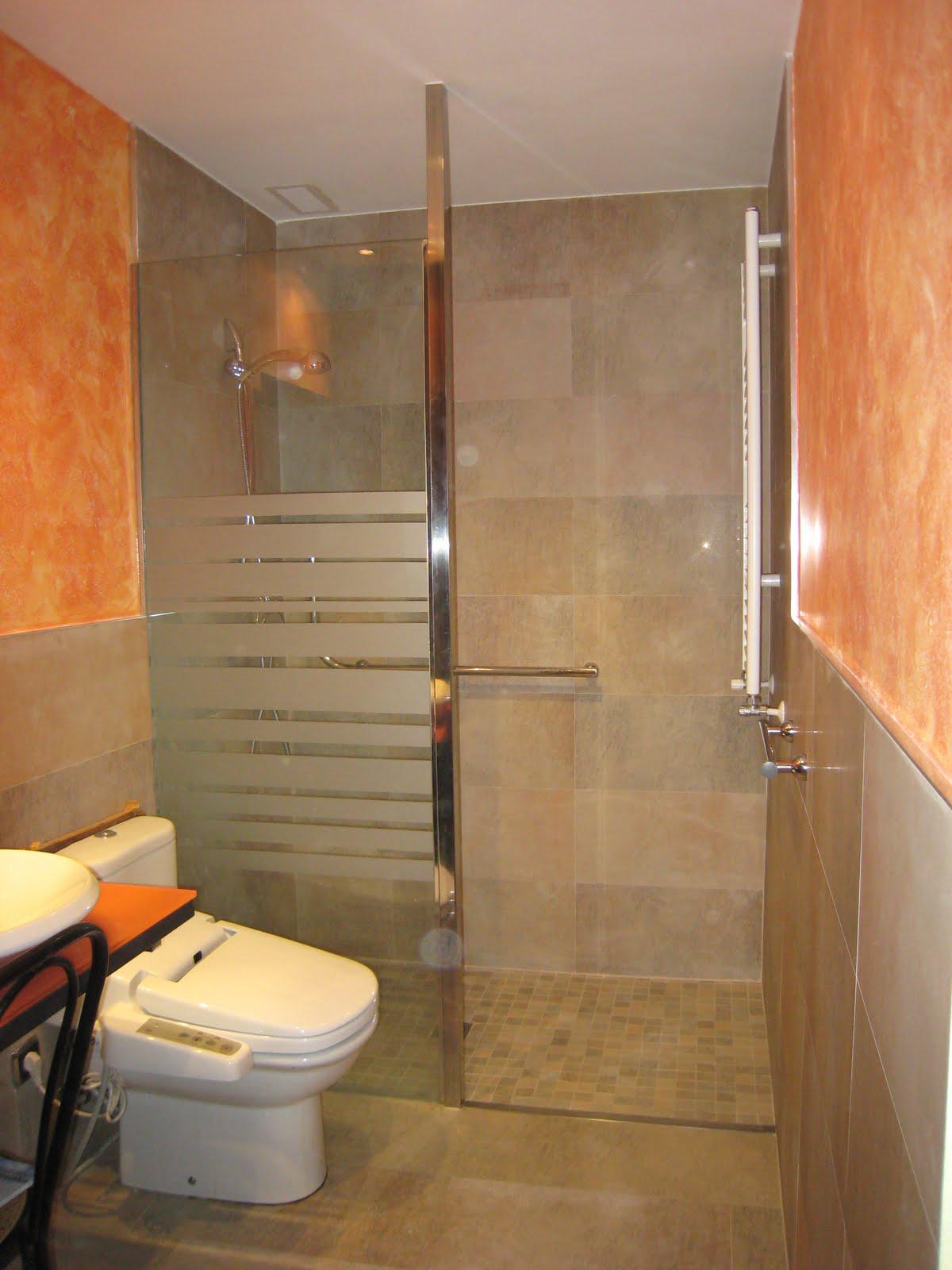 Decoracion de cuartos de ba o con plato de ducha - Cuartos de bano con ducha fotos ...