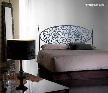 Revista populares decora tu hogar con muebles de fierro for Muebles de fierro forjado