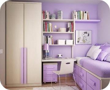 Habitaciones Infantiles Color Lila.Habitaciones Infantiles En Color Lila Decoracion De Salones