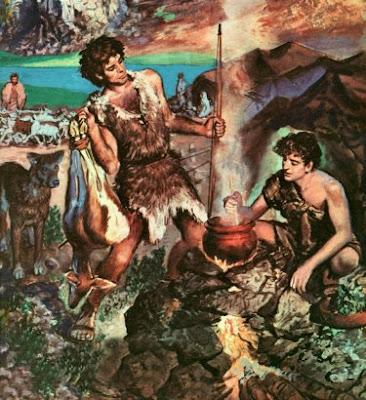 A descendência de Caim no fundo do poço! - Gênesis 4:16-24